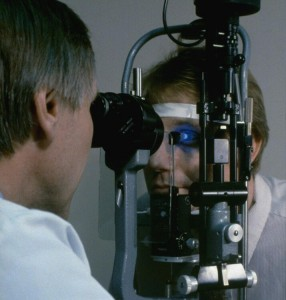 Eye Exam for Glaucoma