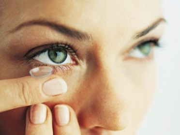 Good Habits for Contact Lenses