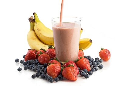 Smoothie Recipe for Strong Eye Health